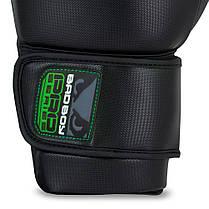 Боксерские перчатки Bad Boy Pro Series 3.0 Green 14 ун., фото 2