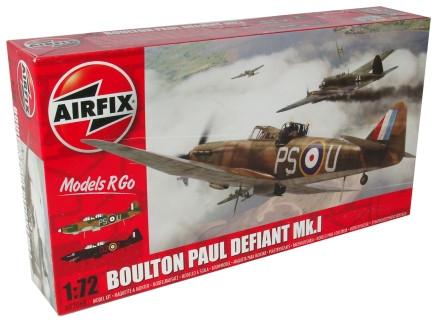 Boulton Paul Defiant Mk.I. 1/72 AIRFIX 02069