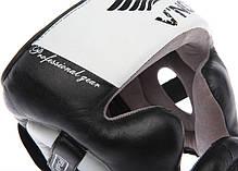 Боксерский шлем V`Noks Aria White S, фото 2
