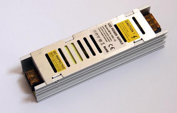 Блок питания 12V 100W (8.33A) long