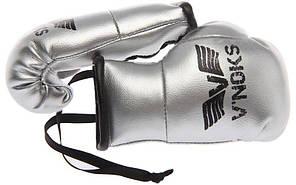 Сувенирная перчатка V`Noks Silver, фото 2
