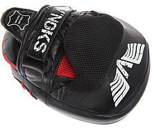 Лапы боксерские V`Noks Fuoco Red, фото 3