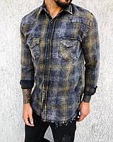 89589068415 Турецкие стильные мужские рубашки в Украине. Сравнить цены