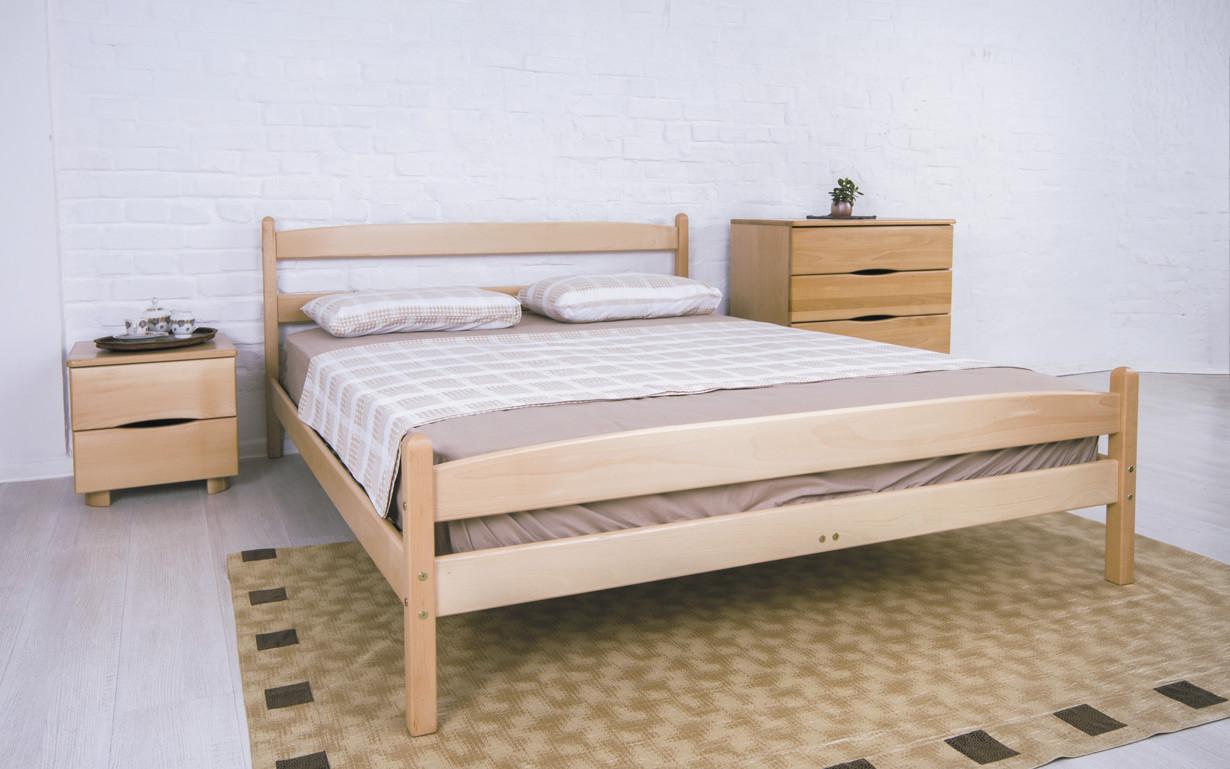 Деревянная кровать Лика 80х190 см. Аурель (Олимп)