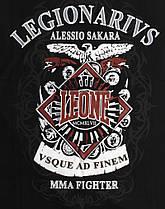 Майка Leone Legionarivs Black XL, фото 2