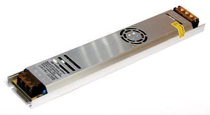 Блок питания 12V 300W (25A) long