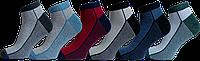 """Чоловічі шкарпетки полоска стопа """"lomani"""""""