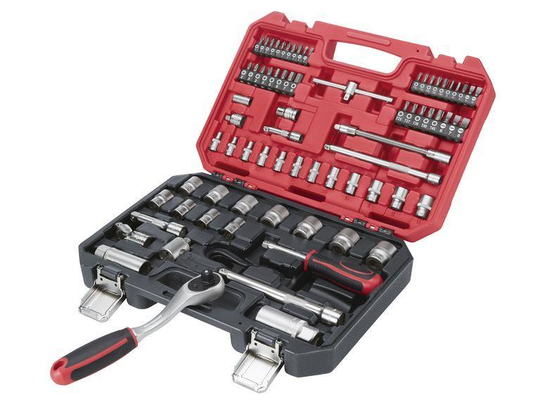 Набір інструментів 74 предмета POWERFIX Німеччина