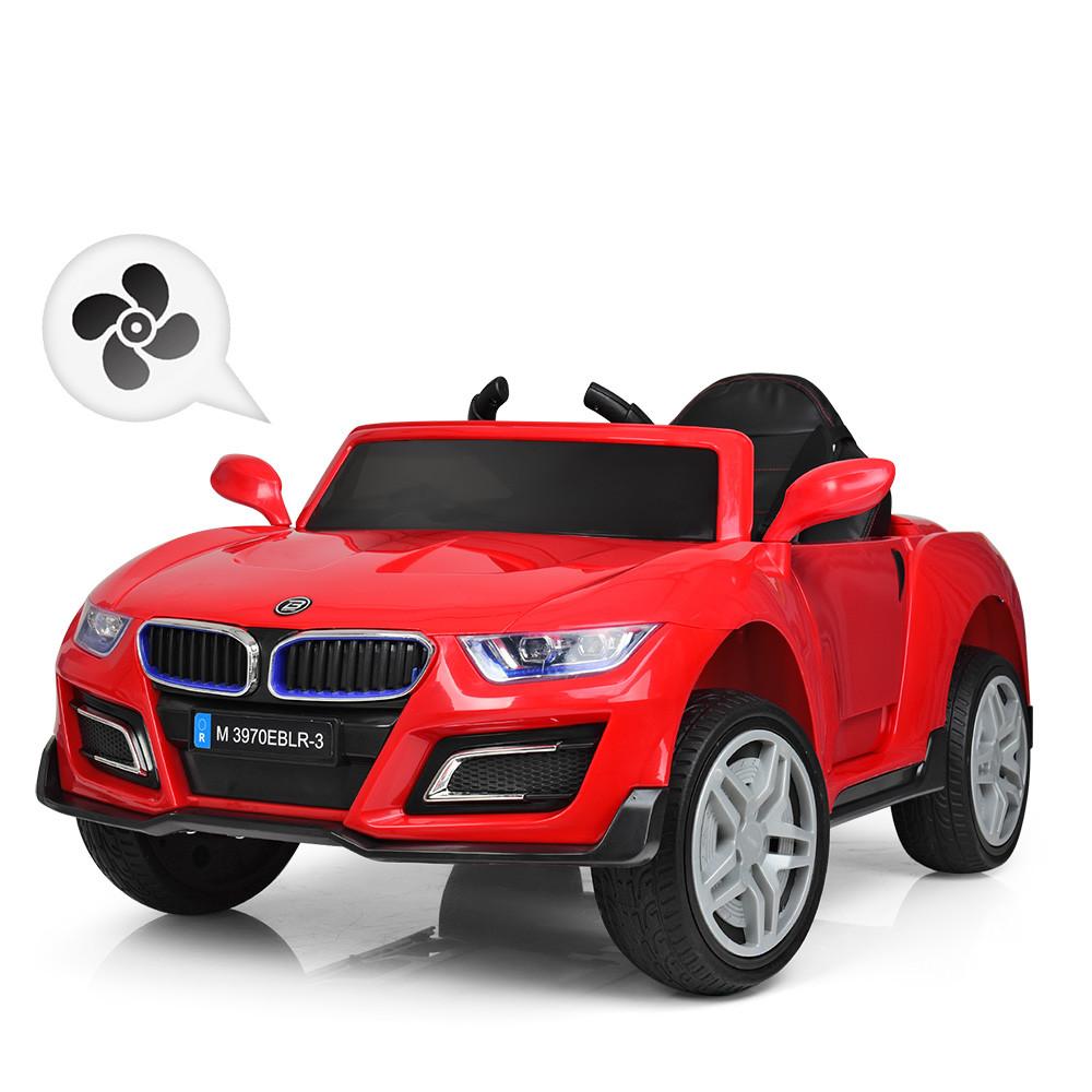 Bambi Электромобиль Bambi BMW M 3970EBLR-3 Red (M 3970EBLR)