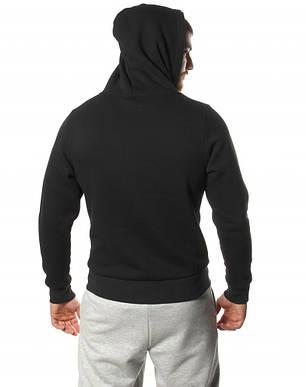 Толстовка Leone Fleece Black M, фото 2