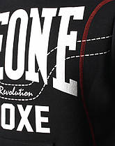 Толстовка Leone Fleece Black 2XL, фото 2