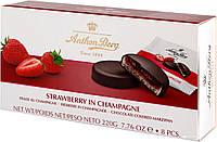 Anthon Berg Strawberry in Champagne 220 g