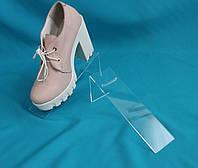 Подставок под обувь акриловая, фото 1