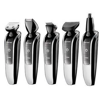 Машинка для стрижки волос GEMEI GM-592, триммер, бритва,стайлер