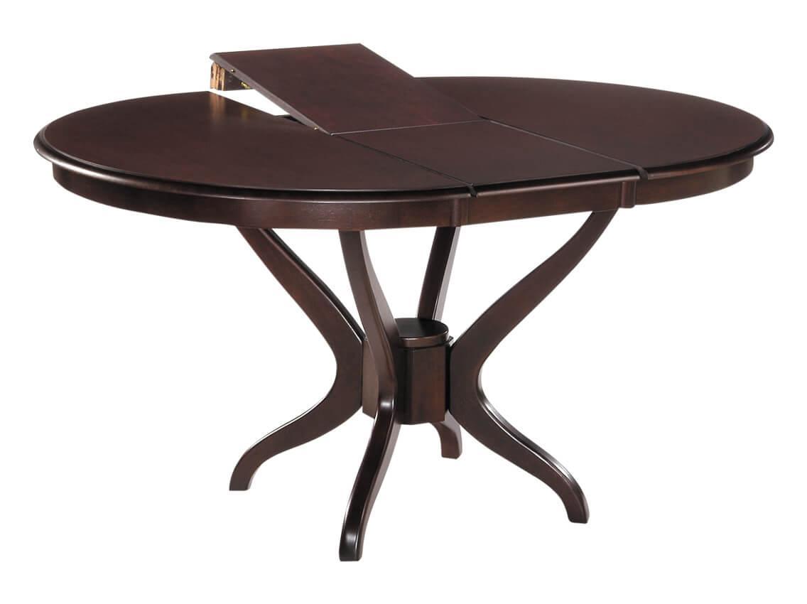 Стол деревянный Доминика 1060 (+330) венге, раскладной