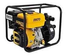 Мотопомпа для грязной воды Rato RT50WB26 (30 м3/час)