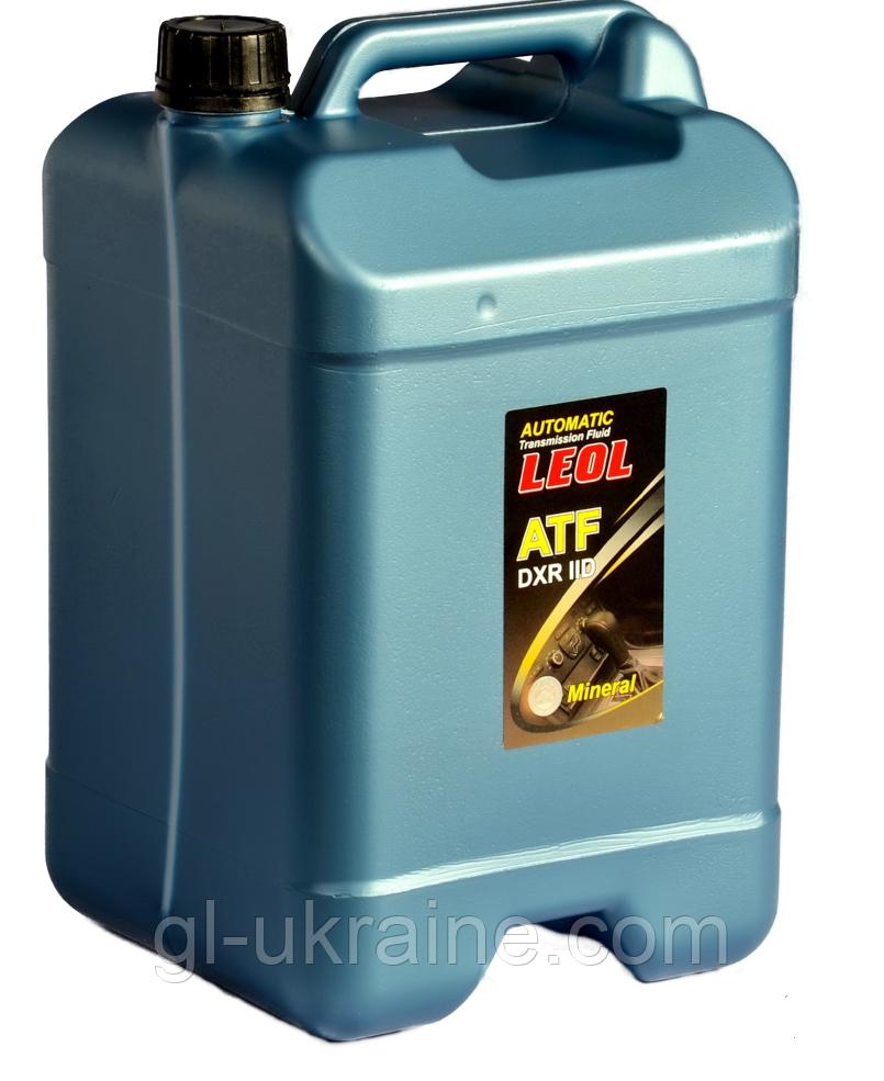 ЛЕОЛ ATF DXR IID, Трансмиссионное масло 10 л