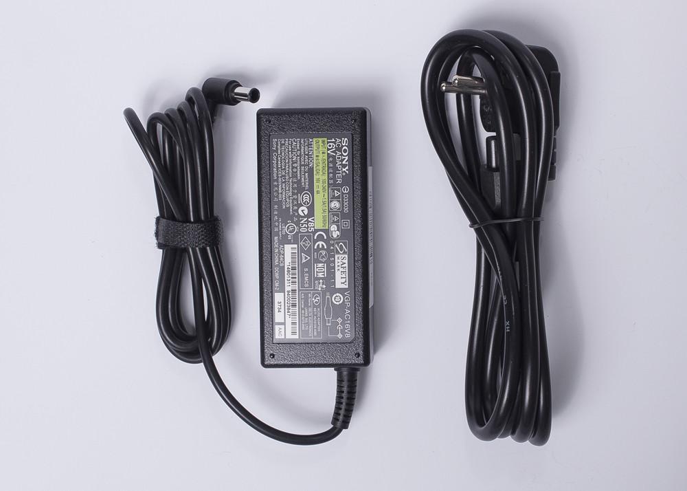 Блок питания для ноутбука Sony VAIO VGN-TZ170N R4480, КОД: 203998