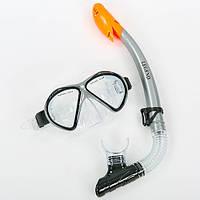 Набор для плавания маска с трубкой M293P-SN110-PVC
