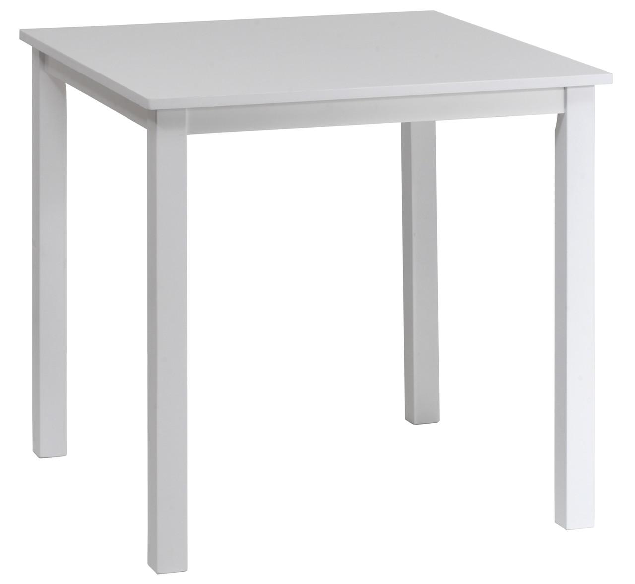 Стол деревянный Колтон белый