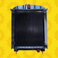 Радиатор ЮМЗ водяной (алюминий)
