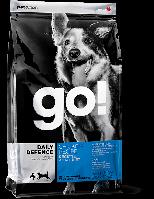 Сухой корм Go DAILY DEFENCE Chicken Dog Recipe (для собак и щенков с курицей) 11,34кг