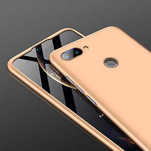 Пластиковая накладка GKK LikGus 360 градусов для Xiaomi Mi 8 Lite / Mi 8 Youth (Mi 8X), фото 2