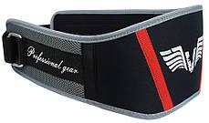 Пояс для важкої атлетики VNK Neoprene XL, фото 3