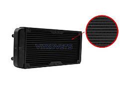 Радиатор 275х120 (под вентиляторы 120х120), фото 2