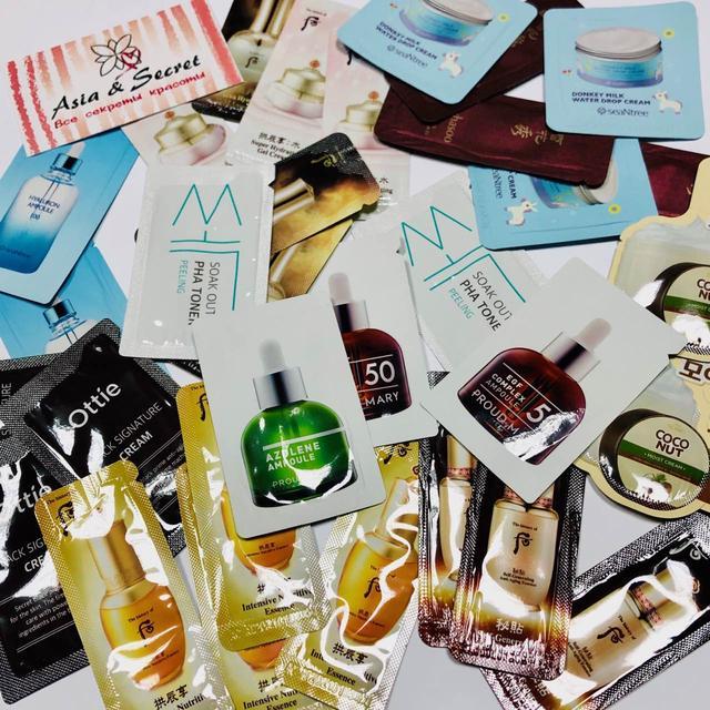 Купить пробники и миниатюры косметики где можно купить косметику кристина в спб