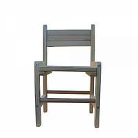 Детский стульчик растущий сосна 28-32-36, фото 1