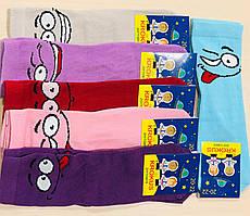 Носки детские демисезонные 100% хлопок Житомир ТМ Крокус размер 20-22(32-34) ассорти