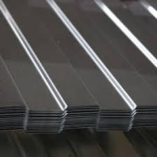 Профнастил стеновой ПС-8, цинк, тол. 0,45 мм