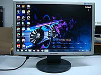 "Монитор 20"" Samsung 2043NW /MagicBright3, MagicWizard, MagicTune"