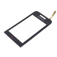 Сенсор (Touch screen) Samsung S5233 tv чёрный оригинал