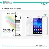 Защитная пленка Nillkin Crystal для Huawei Honor 6