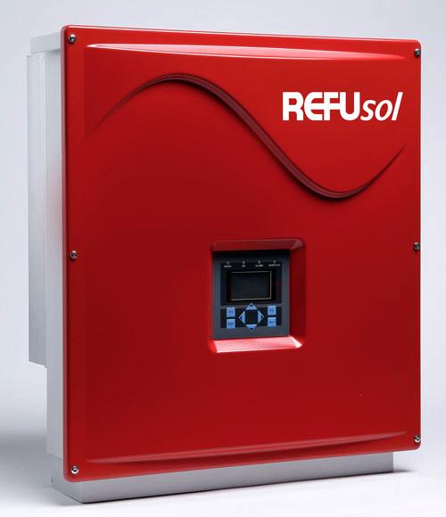 Сетевой инвертор REFUsol AE3LT8