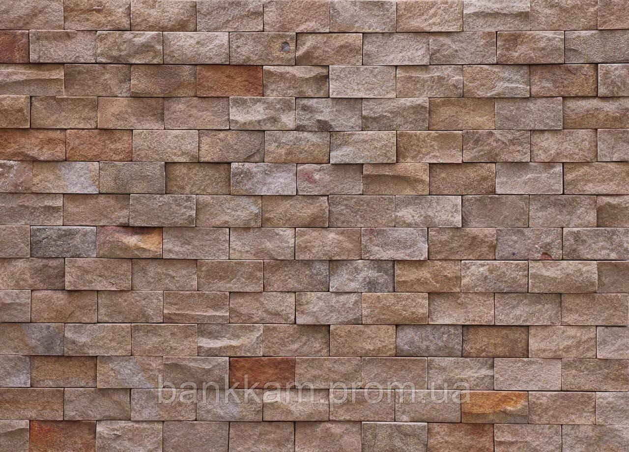 Мозаїка-панель Жовта теребовля перфект (без шва для фуги; уп. 0,5 кв.м.)