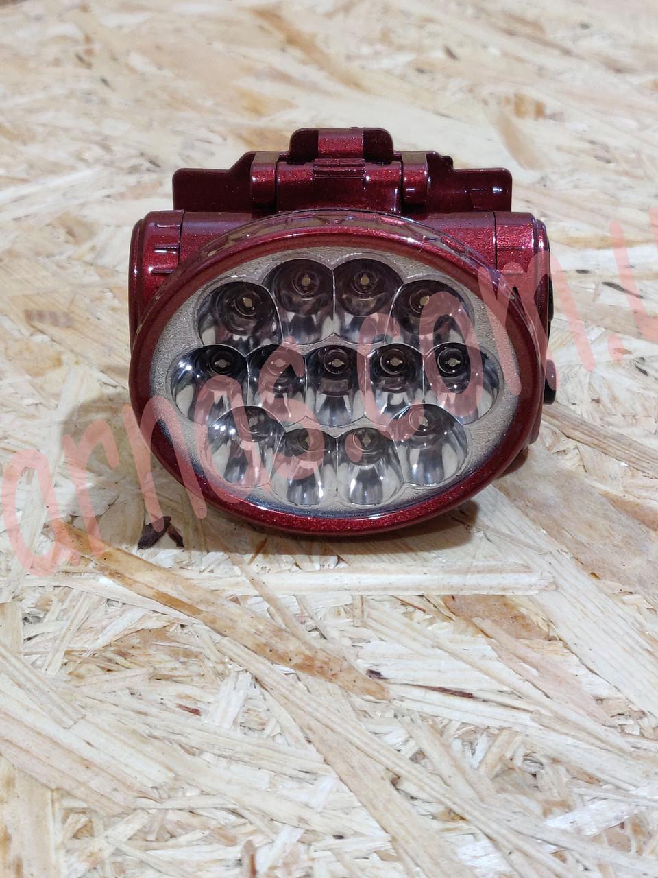 Аккумуляторный налобный фонарь YJ-1898