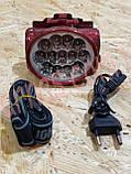 Аккумуляторный налобный фонарь YJ-1898, фото 2