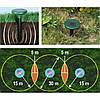 Ультразвуковий відлякувач гризунів кротів Solar Rodent Repeller, фото 4