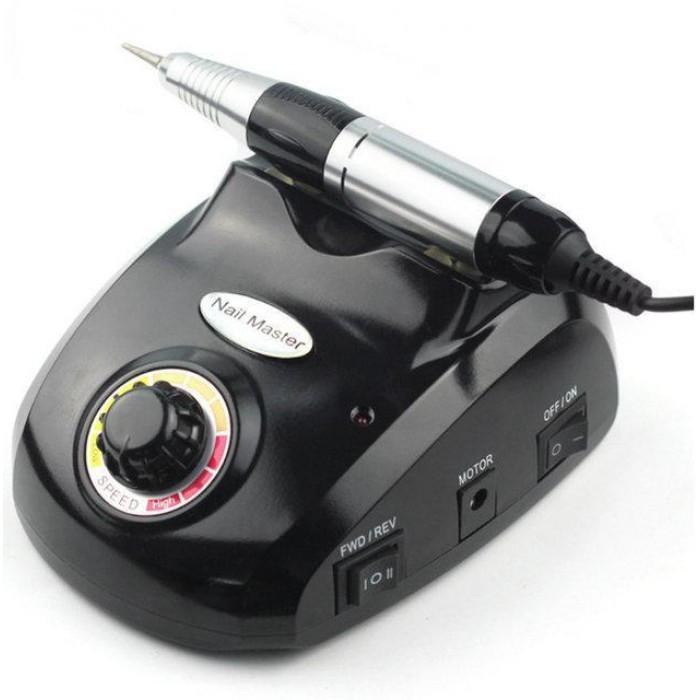 Професійний фрезер Glazing Machine Nail Master 208 Чорний