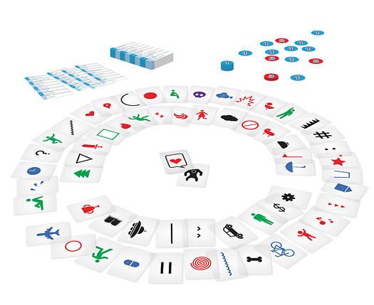 Настольная игра Геометрія Уяви (Геометрия Воображения, Визуал, Imagine), фото 2