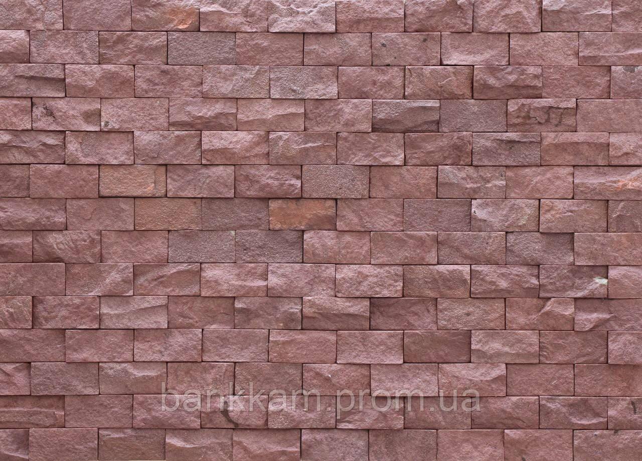 Мозаїка-панель Червона теребовля перфект (без шва для фуги; уп. 0,5 кв.м.)