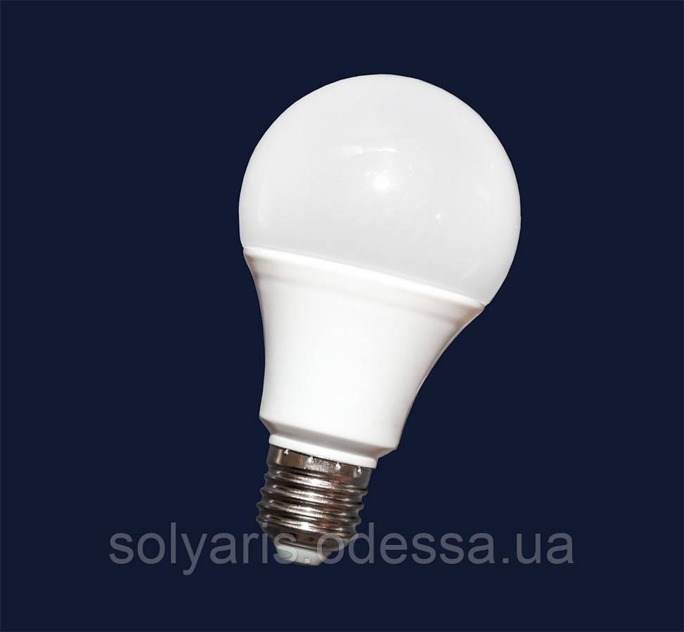 Лампочка LED 15W    E-27 (нейтральный,теплый)  220V