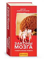 Законы Мозга Курпатов Андрей твердый переплет
