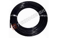 Трубка (шланг) ПВХ (PVC) Ø 06-10мм производство Россия черный (отпуск от 10м)