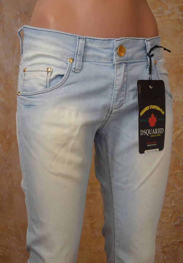 Светлые женские джинсы, фото 2