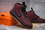 Зимние кроссовки Nike LF1 Duckboot (бордовые), фото 3