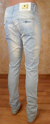 Светлые женские джинсы, фото 3